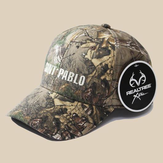 「SAINT PABLO CAMO CAP」 / CAMO(送料込み)