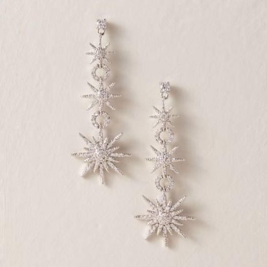 BHLDN  Milkyway drop earrings《送料込》