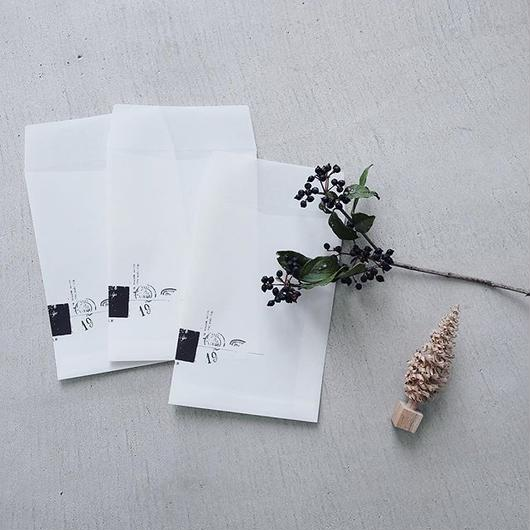 M-014    ロウ引きの封筒