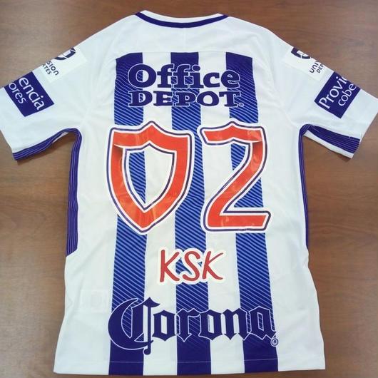 CFパチューカユニフォーム「背番号02」「KSK」