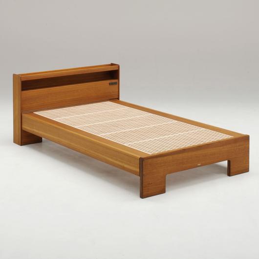 組子ベッド / ここちe (セミダブル 長板仕様)