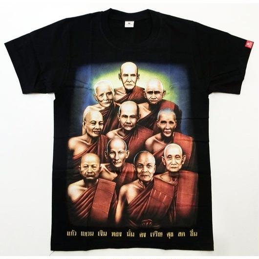 高僧Tシャツ 集合