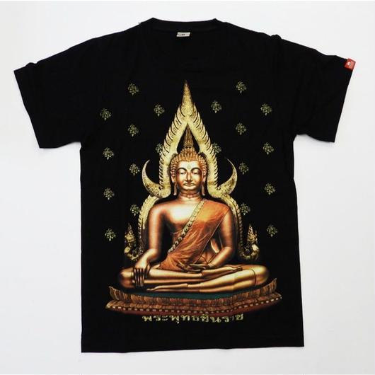 タイ仏像Tシャツ チンナラート