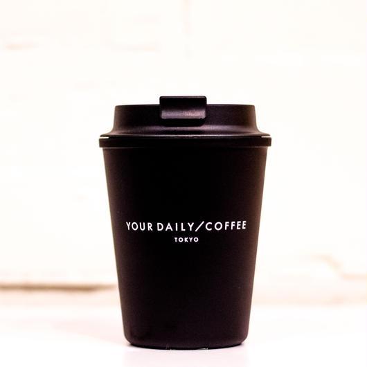 YOUR DAILY COFFEE別注 オリジナルウォールマグスリーク ブラック