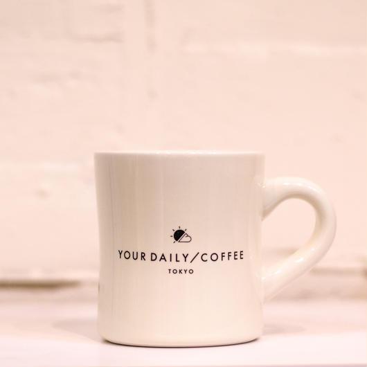 YOUR DAILY COFFEE オリジナルマグカップ