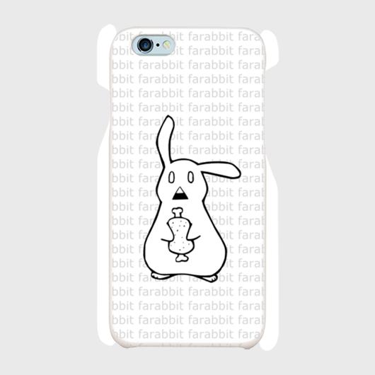 ファラビットiPhoneケース