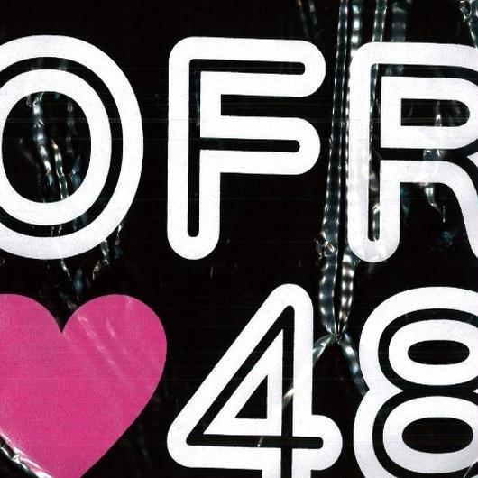 残り少【OFR48】レア黒Tシャツ(センターより発送)