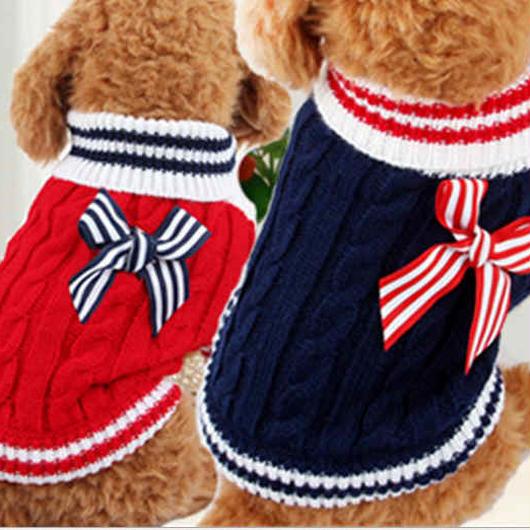 ★超可愛い人気セーター犬服★★ペット用品★