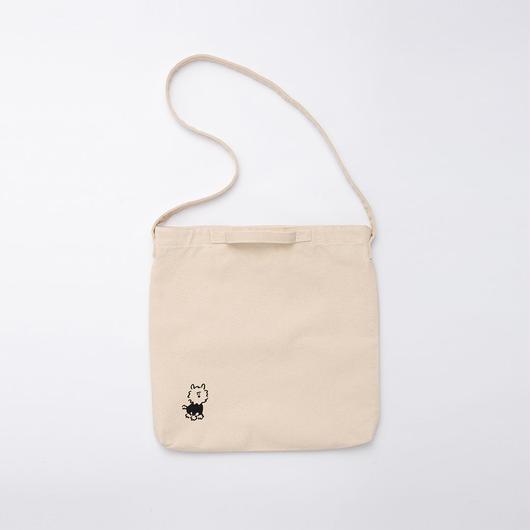"2WAY Tote bag ""Dog"""