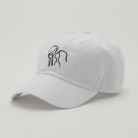 "Cap ""Kiss"" White"