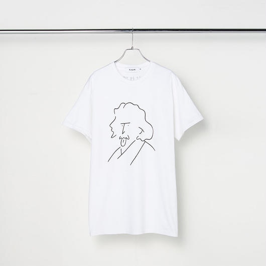"T-shirt ""Relativity"" White"