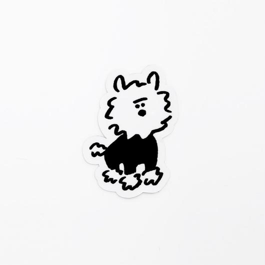 "Sticker ""Dog"""
