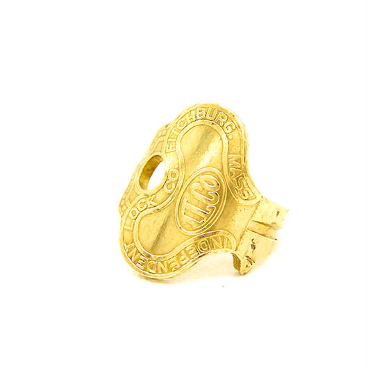 アンティーク『オールドキーの指輪』 14