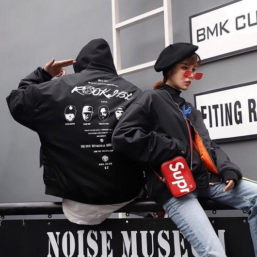 Rookie BeLL 2017A/W DJ