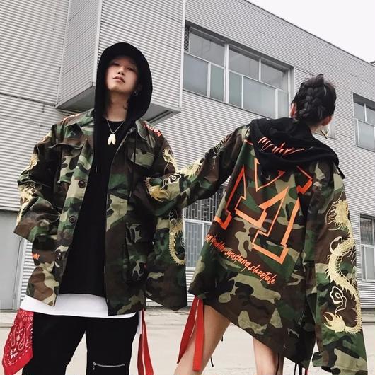 MAMC 17 龍  ジャケット