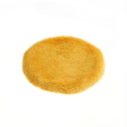 ミニラグ(骨壺カバーの敷物)/ サイズ:3寸・4寸 / ブラウン