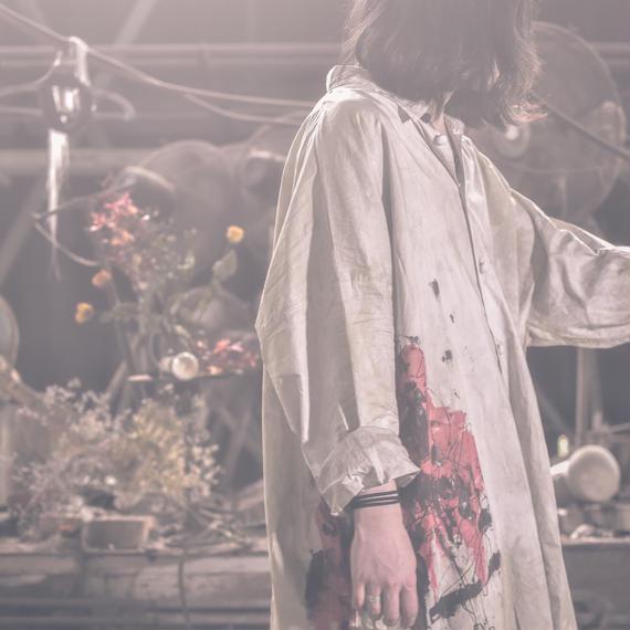 弥(アマネ) 0658 original ロングシャツ