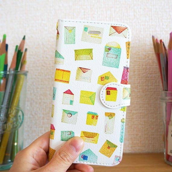 【受注生産】手帳型iPhoneケース:futo futo cover