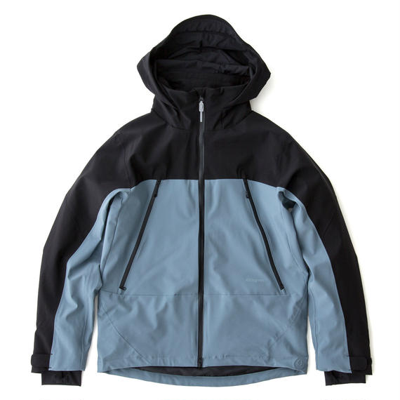 Peak Jacket  - Fog Blue