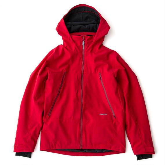 Peak Jacket  - Red