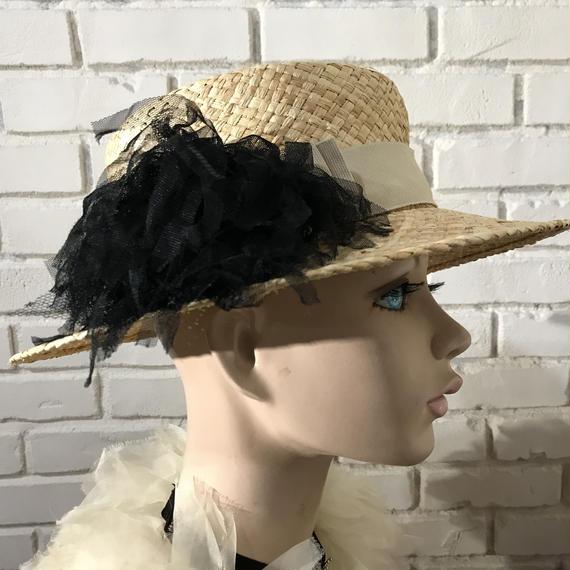 Cankan Hat Champagne 【カンカン帽   シャンパーニュ】