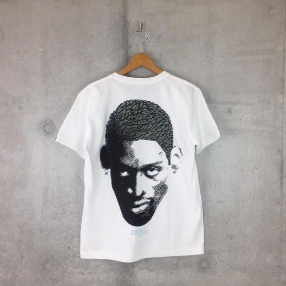 ■DOTmanColorHeads■CementHead■WH■S/STshirt