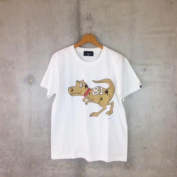 ■T-REX■WH■S/STshirt