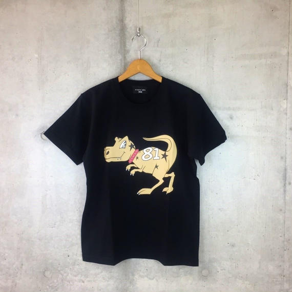 ■T-REX■BK■S/STshirt