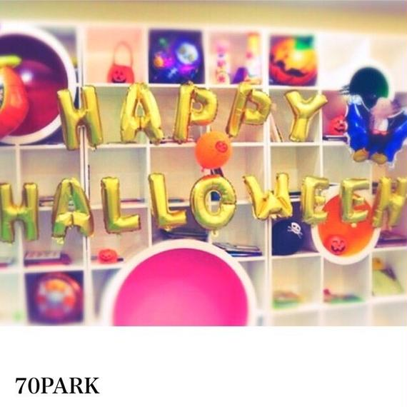 #Happy Halloween Balloon Set ハロウィン バルーン セット パーティー