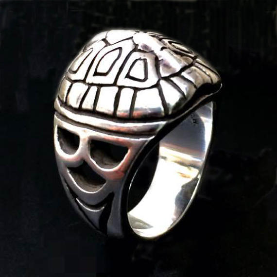 Box Turtle Ring Vol.1 (ボックス タートル リング)