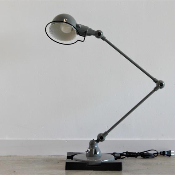 JIELDE 333 SIGNAL DESK LAMP (Gray)