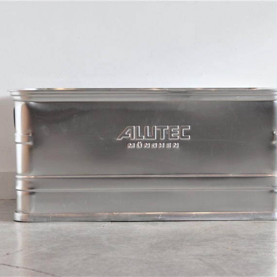 ALUTEC ALUMI CONTAINER OPEN TOP (M)