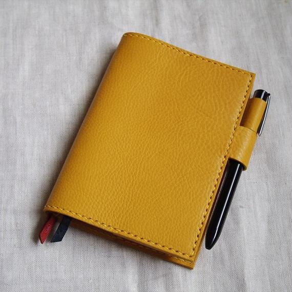 【受注生産】オイルドレザーのほぼ日手帳カバー(文庫サイズ)