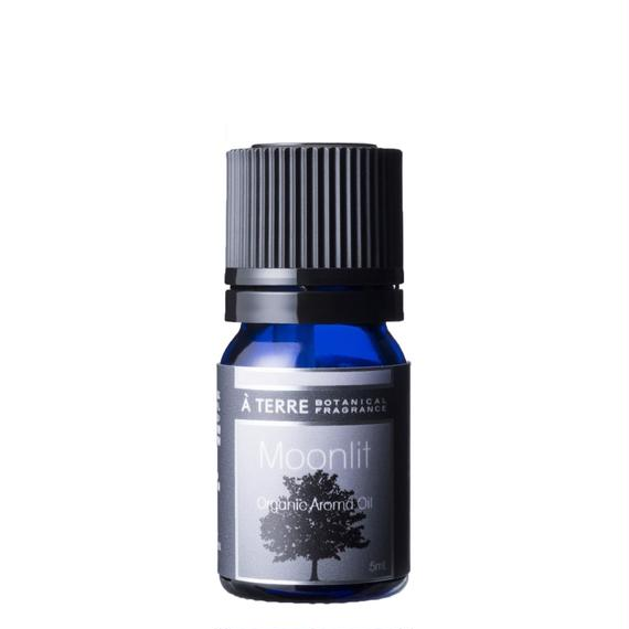 【À TERRE ORGANIC BLEND OIL】Moonlit 5ml