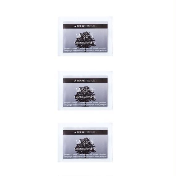 【À TERRE ORGANIC AROMA TIP】Moonlit (3pcs)