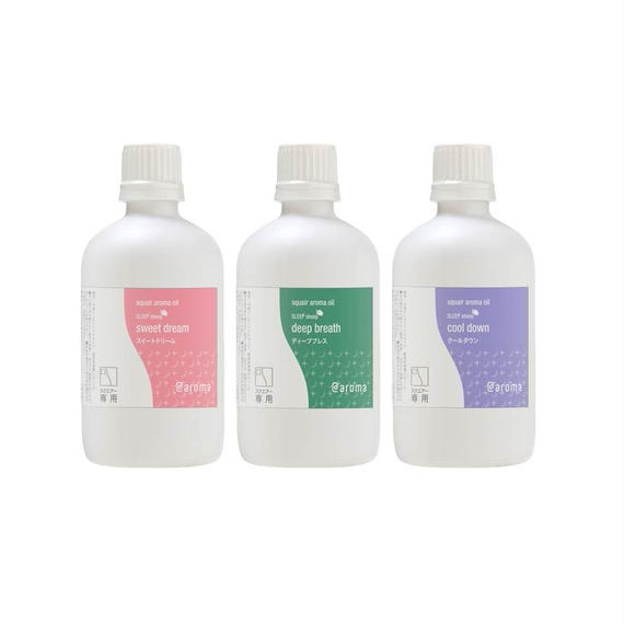 【AROMA OIL for squair 】 SLEEP sheep 100ml