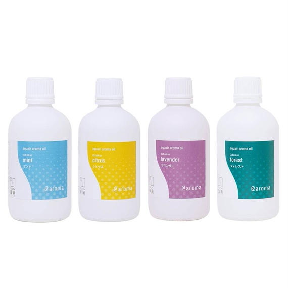 【AROMA OIL for squair】 CLEAN air 100ml