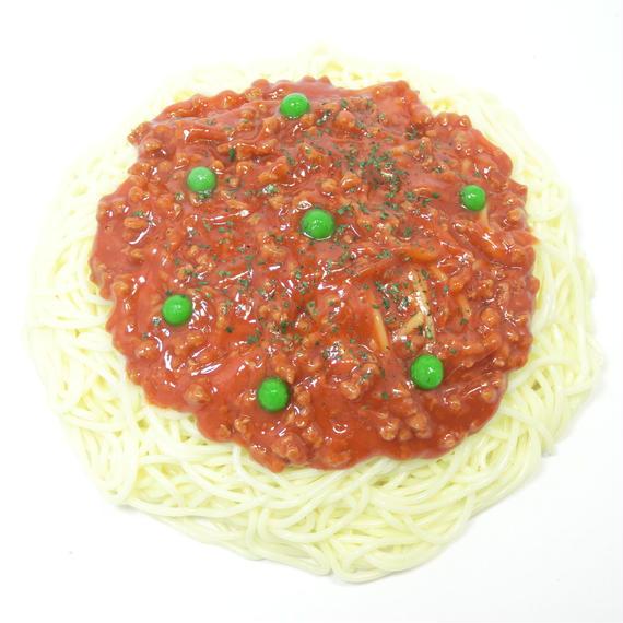 ミートスパゲティ丸型