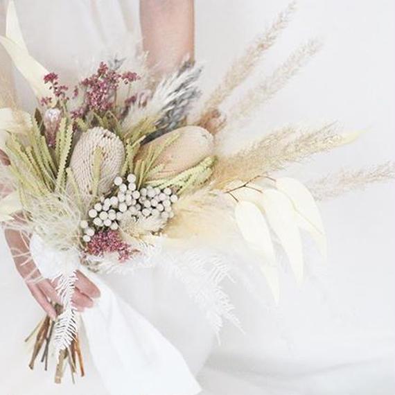 bouquet + boutonniere...2 items set.A