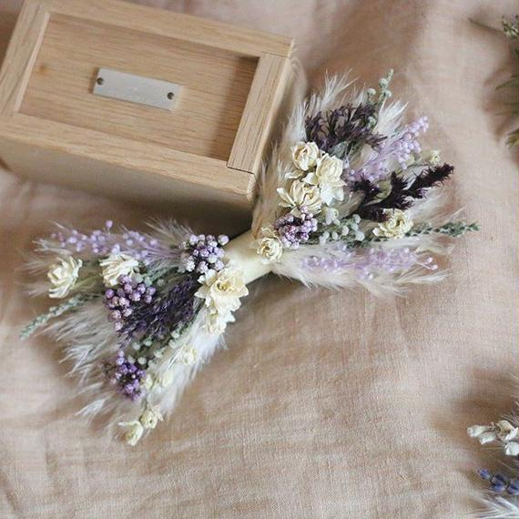 flower  bowtie