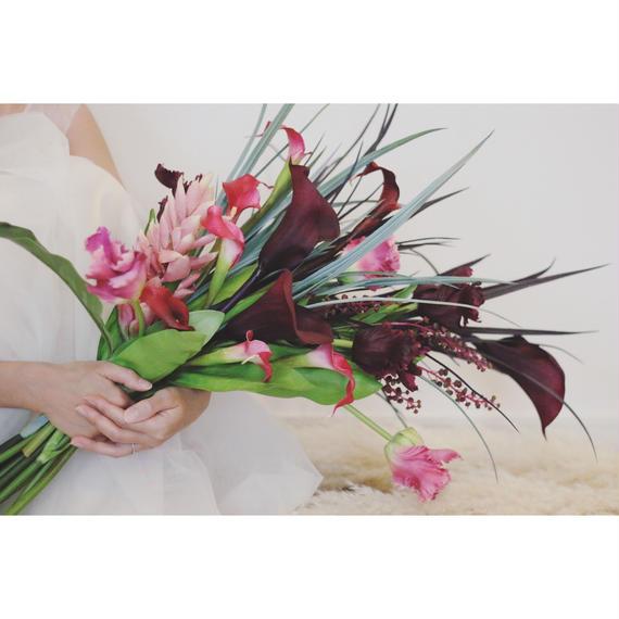 【レンタル】big bouquet[flow]