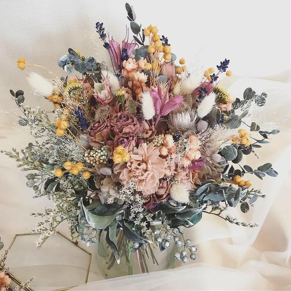 bouquet + boutonniere