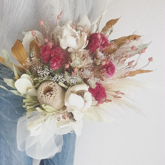 bouquet+boutonniere...2items set