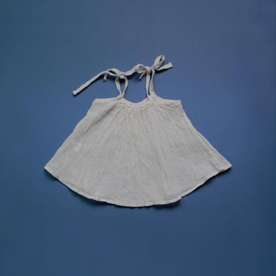 ■for baby■crinkle cotton camisole