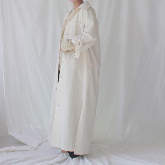 -2 colors- minimal maxi coat