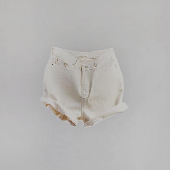 canvas cotton shorts