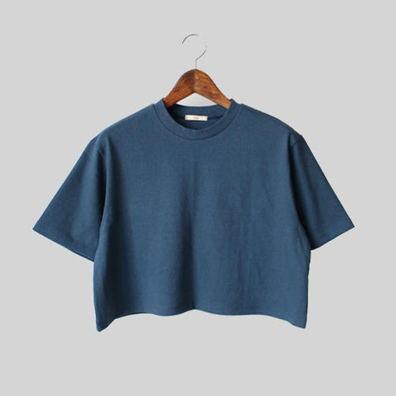 -4colors- short cropped t-shirt