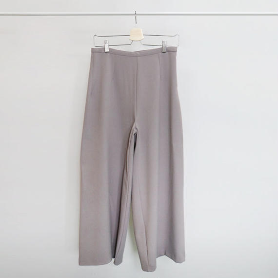 [ sample SALE ] volume wide pants
