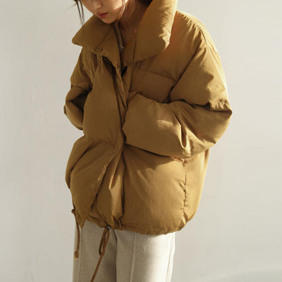 -3colors- boxy down jacket