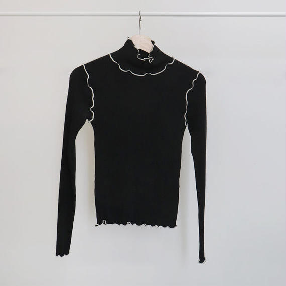 [ sample SALE ] pickle turtleneck tee